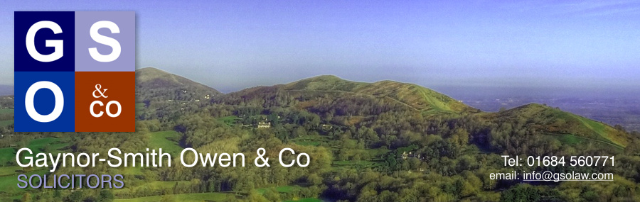 gaynor smith owen & co malvern solicitors